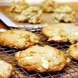 Potato Chip Cookies II Recipe