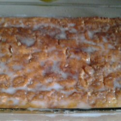 Michelle's Honeybun Cake Recipe