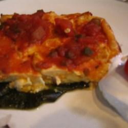 Chiles Rellenos Pie