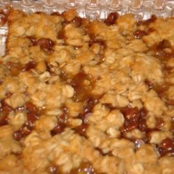 Oatmeal and Everything Bars Recipe