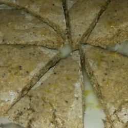 Vegan Lemon Scones with Chia Recipe