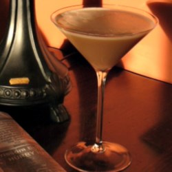 French Vanilla Iced Latte Martini Recipe