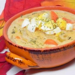 Potato Salad Soup Recipe