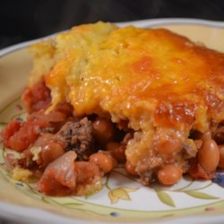 Easy Tamale Casserole Recipe