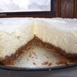 Vanilla Bean Killer Cheesecake
