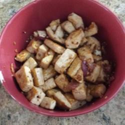 Garlic Ginger Tofu Recipe