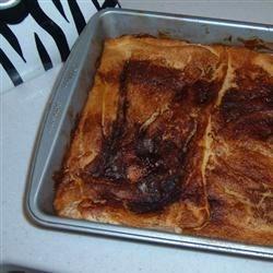No-fuss  Cinnamon Cheesecazke