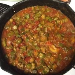 Okra Gumbo Recipe