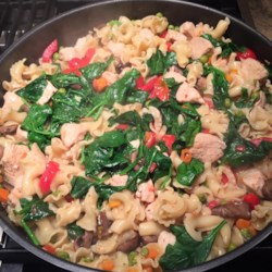 Quick Weeknight Skillet Chicken Recipe