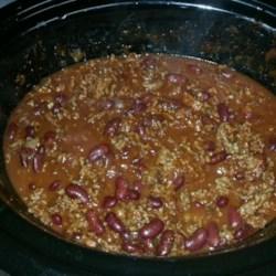No Tomato Chili Recipe