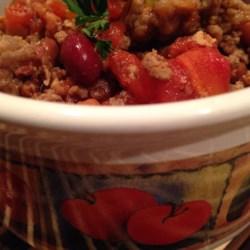 Slow Cooker Chipotle Chili Recipe