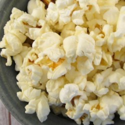 Curried Microwave Popcorn Recipe