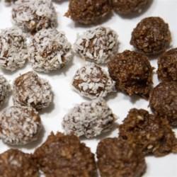 Coconutty Balls Recipe