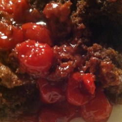 Cherry Chocolate Cobbler Recipe