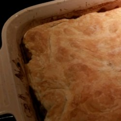 Guinness(R) Steak Pie Recipe