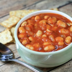 Basic Italian Bean Soup Recipe