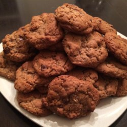 The Best Oatmeal Cookies Recipe
