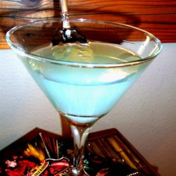 Bohemian-Style Absinthe Cocktail  Recipe