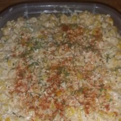 Cheesy Corn Recipe