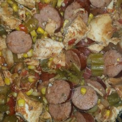 Easy Creole Okra and Shrimp Recipe