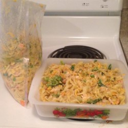 Chicken and Noodle Casserole Recipe