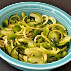 Joses's Zucchini Salad Recipe
