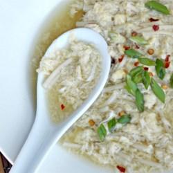 Pick-Me-Up Egg Drop Soup Recipe