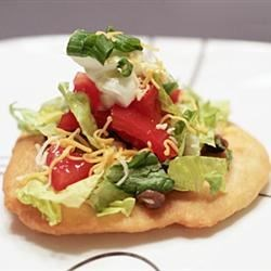 Photo of Fry Bread Tacos II by Robyn Bloomquist