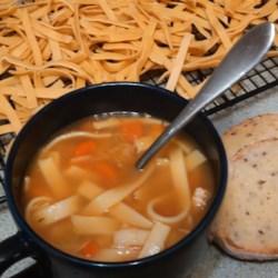 Granny's Homemade Noodles