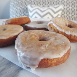Ashley's Apple Cider Doughnuts Recipe