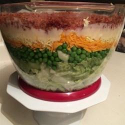 7-Layer Salad Recipe