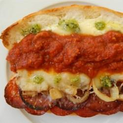 Stromboli Grinder Recipe