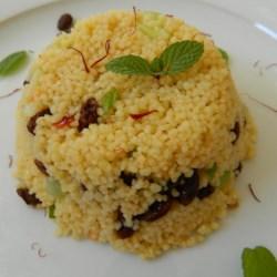 Saffron Couscous Recipe - Allrecipes.com
