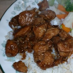 Chicken Teriyaki - It's a Secret Recipe