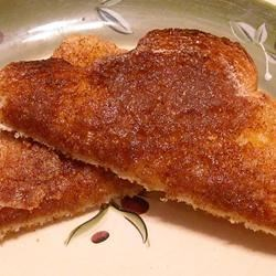 Cinnamon Toast Recipe