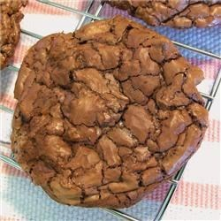 Photo of Cookie That Thinks It's a Brownie by Point Ina James