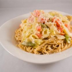 Maryanne's Pasta Primavera Recipe