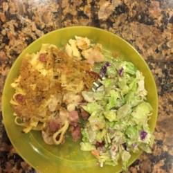 Creamy Chicken Cordon Bleu Casserole Recipe