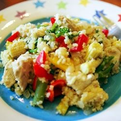 Photo of Chicken Salad with Couscous by Christian Booher
