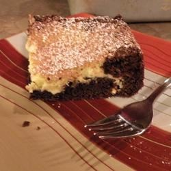 Gooey Butter Cake I Recipe