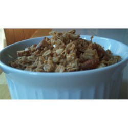Almond Maple Granola