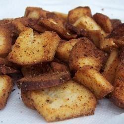 Spicy Bagel Bites