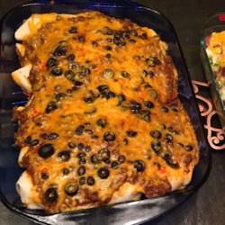 Best Beef Enchiladas Recipe