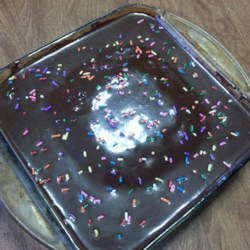 Easy Eggless Chocolate Cake Recipe