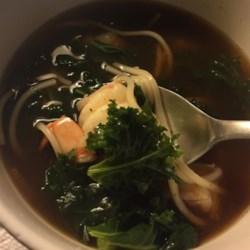 Shrimp Soup Recipe