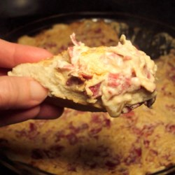 Corned Beef and Swiss Dip Recipe