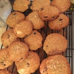 Oatmeal Raisin Cookies V Recipe