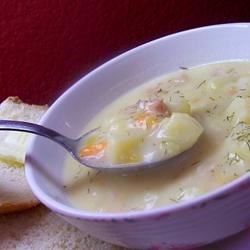 Matt's Crab & Clam Bisque