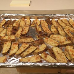 Ultimate Baked French Fries Recipe