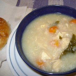 Lemon Chicken Soup II Recipe